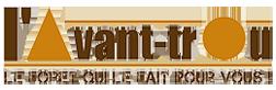 Logo L'Avant Trou