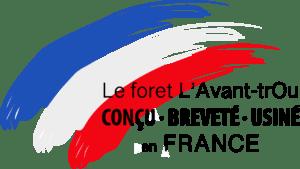 le foret l'Avant-trOu - conçu, breveté, usiné en France